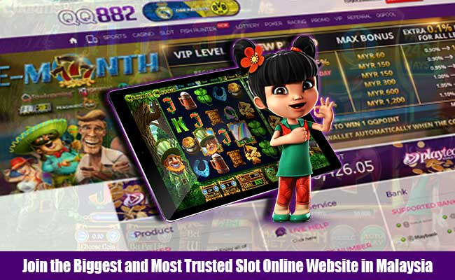 Most Trusted Online Slot Website In Malaysia